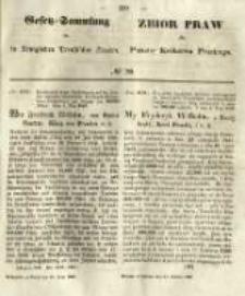 Gesetz-Sammlung für die Königlichen Preussischen Staaten. 1849.06.14 No20