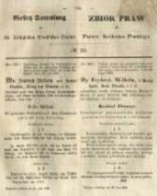 Gesetz-Sammlung für die Königlichen Preussischen Staaten. 1849.07.15 No26