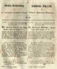 Gesetz-Sammlung für die Königlichen Preussischen Staaten. 1849.07.21 No28