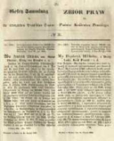 Gesetz-Sammlung für die Königlichen Preussischen Staaten. 1849.08.15 No31