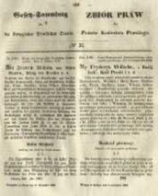 Gesetz-Sammlung für die Königlichen Preussischen Staaten. 1849.11.02 No37