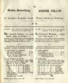 Gesetz-Sammlung für die Königlichen Preussischen Staaten. 1849.12.22 No42
