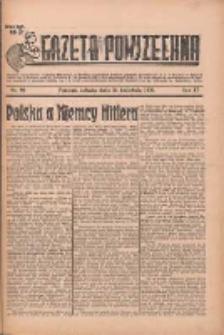Gazeta Powszechna 1934.04.21 R.16 Nr90