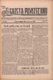 Gazeta Powszechna 1934.05.25 R.16 Nr116
