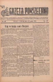 Gazeta Powszechna 1934.05.27 R.16 Nr118