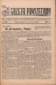 Gazeta Powszechna 1934.0605. R.16 Nr124