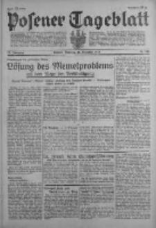 Posener Tageblatt 1938.12.18 Jg.77 Nr288