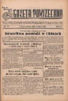 Gazeta Powszechna 1934.07.14 R.17 Nr157