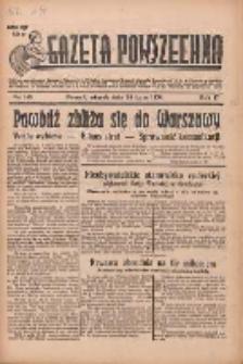 Gazeta Powszechna 1934.07.24 R.17 Nr165