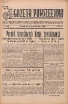 Gazeta Powszechna 1934.07.25 R.17 Nr166