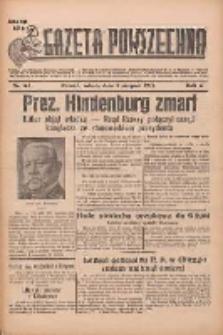 Gazeta Powszechna 1934.08.04 R.17 Nr175