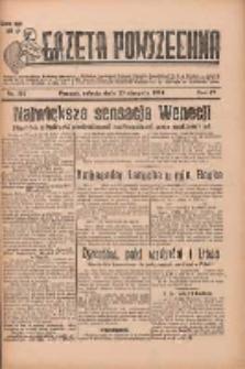 Gazeta Powszechna 1934.08.25 R.17 Nr192