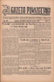 Gazeta Powszechna 1934.08.30 R.17 Nr196