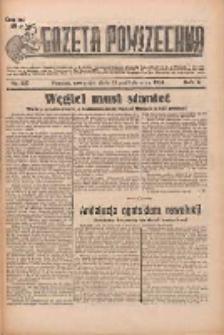 Gazeta Powszechna 1934.10.11 R.17 Nr232