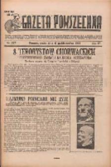 Gazeta Powszechna 1934.10.17 R.17 Nr237