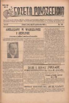 Gazeta Powszechna 1934.10.31 R.17 Nr249