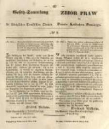 Gesetz-Sammlung für die Königlichen Preussischen Staaten. 1848.03.31 No9