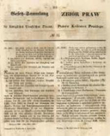 Gesetz-Sammlung für die Königlichen Preussischen Staaten. 1848.04.08 No11