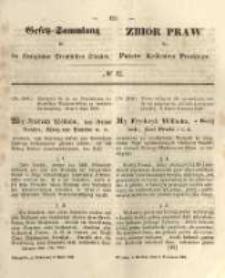 Gesetz-Sammlung für die Königlichen Preussischen Staaten. 1848.04.09 No12