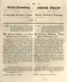 Gesetz-Sammlung für die Königlichen Preussischen Staaten. 1848.04.17 No15