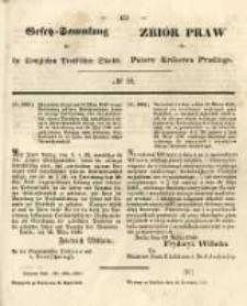 Gesetz-Sammlung für die Königlichen Preussischen Staaten. 1848.04.26 No18