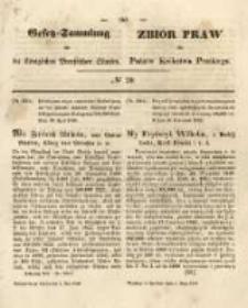 Gesetz-Sammlung für die Königlichen Preussischen Staaten. 1848.05.04 No20