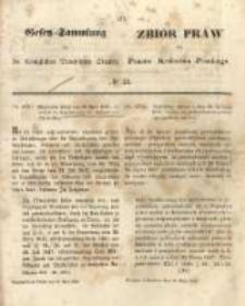 Gesetz-Sammlung für die Königlichen Preussischen Staaten. 1848.05.20 No23