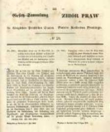 Gesetz-Sammlung für die Königlichen Preussischen Staaten. 1848.07.02 No28