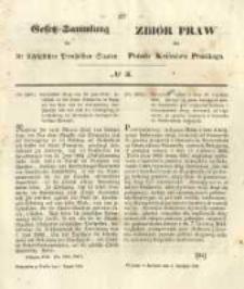 Gesetz-Sammlung für die Königlichen Preussischen Staaten. 1848.08.01 No31