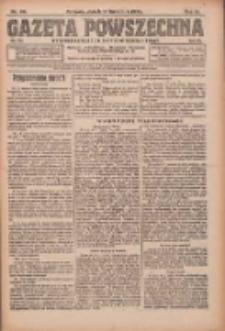 Gazeta Powszechna 1922.04.21 R.3 Nr88
