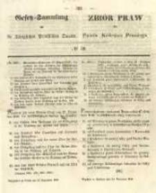 Gesetz-Sammlung für die Königlichen Preussischen Staaten. 1848.09.13 No39