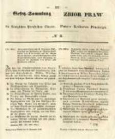 Gesetz-Sammlung für die Königlichen Preussischen Staaten. 1848.09.24 No41