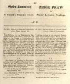 Gesetz-Sammlung für die Königlichen Preussischen Staaten. 1848.11.02 No49