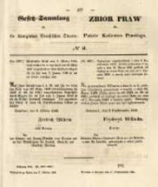 Gesetz-Sammlung für die Königlichen Preussischen Staaten. 1848.10.27 No51