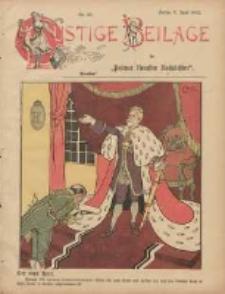 Lustige Beilage der Posener Neuesten Nachrichten 1902.06.03 Nr23