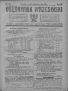 Orędownik Wrzesiński 1921.07.30 R.3 Nr60