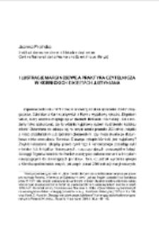 Ilustracje marginesowe a praktyka czytelnicza w kórnickich Digestacj Justyniana. Pamiętnik Biblioteki Kórnickiej. Z.34.