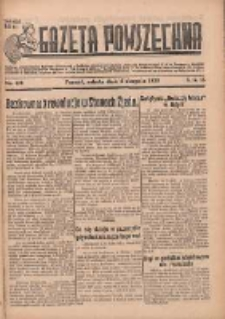 Gazeta Powszechna 1933.08.05 R.15 Nr178