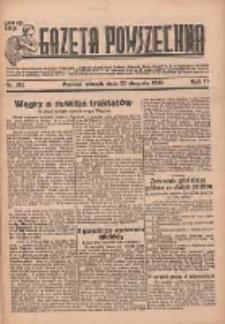 Gazeta Powszechna 1933.08.22 R.15 Nr191