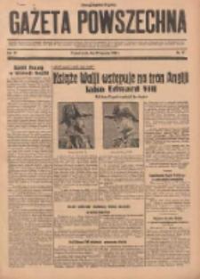 Gazeta Powszechna 1936.01.22 R.19 Nr17