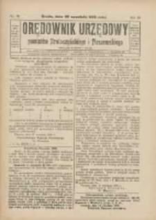 Orędownik Urzędowy Powiatów Krotoszyńskiego i Pleszewskiego 1926.09.22 R.53 Nr76