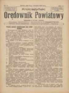 Krotoszyński Orędownik Powiatowy 1932.09.24 R.57 Nr74