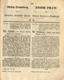 Gesetz-Sammlung für die Königlichen Preussischen Staaten. 1872.09.24 No36
