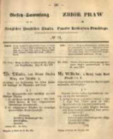 Gesetz-Sammlung für die Königlichen Preussischen Staaten. 1874.05.28 No12
