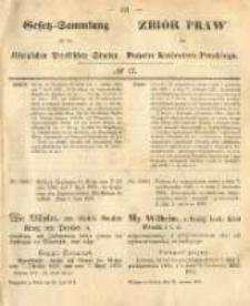 Gesetz-Sammlung für die Königlichen Preussischen Staaten. 1874.06.24 No17