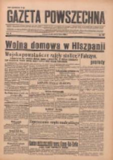 Gazeta Powszechna 1936.07.21 R.19 Nr167