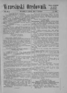 Wrzesiński Orędownik: organ urzędowy za powiat wrzesiński 1919.06.07 Nr66 (wydanie polskie)