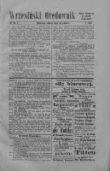 Wrzesiński Orędownik: organ urzędowy za powiat wrzesiński 1919.08.16 Nr96 (wydanie polskie)