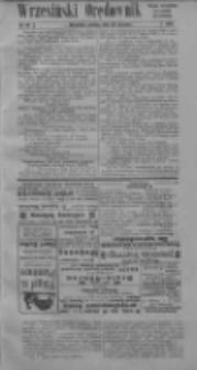 Wrzesiński Orędownik: organ urzędowy za powiat wrzesiński 1919.08.23 Nr99 (wydanie polskie)