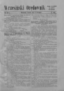Wreschener Stadt und Kreisblatt: amtlicher Anzeiger für den Kreis Wreschen 1919.09.06 Nr105 (wydanie polskie)